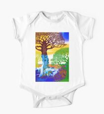 If A Tree Falls In Sicily Color 2 One Piece - Short Sleeve
