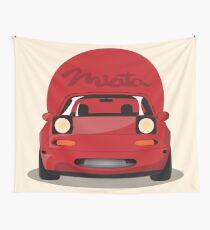 Mazda Miata Wall Tapestry