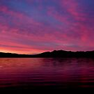 Sunset Summer  Solstice by Alexander Mcrobbie-Munro