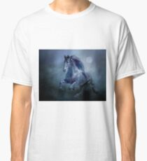 Running With The Moon Classic T-Shirt