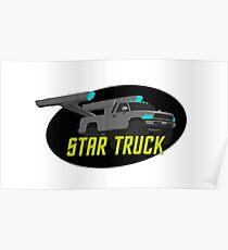 Star Truck! Poster