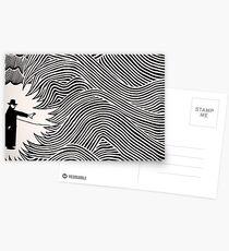eraser Postcards
