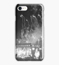 WWA Philly 8/13 Fireworks B&W iPhone Case/Skin