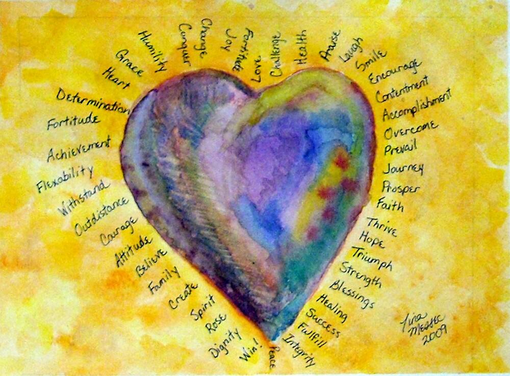 It Takes Heart by Tina Messec by CoastalCarolina