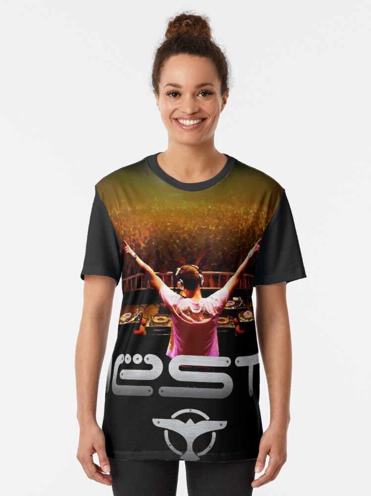 Alternate view of Tiesto Graphic T-Shirt