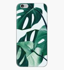 Monstera #redbubble #artprints iPhone Case