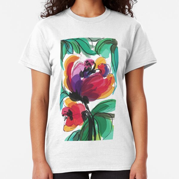 Kikunoie Bloom 3 Classic T-Shirt