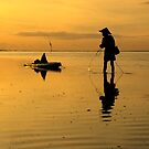 Before sunrise at Sanur Beach by Adri  Padmos