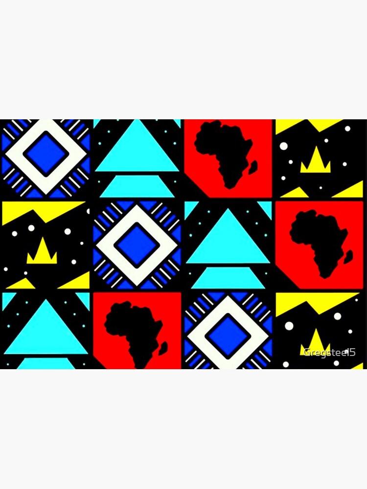 Afrikanischer Samen von Gregsteel5