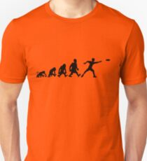 ultimate  frisbee  darwin style Unisex T-Shirt