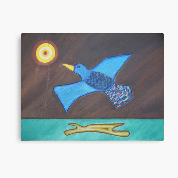 Duck! Canvas Print