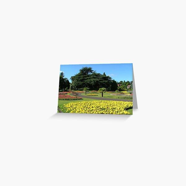 Levengrove  Park Greeting Card