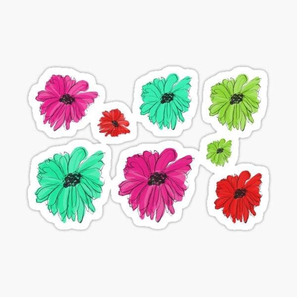 Kikunoie Bloom 5 Sticker