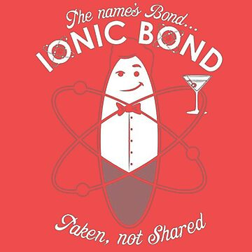 ionic bond by lewisleticial