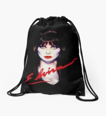 Elvira the Mistress  Drawstring Bag