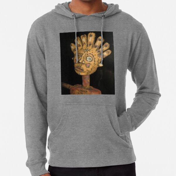 Hey Click, HeyClick, Statue Lightweight Hoodie