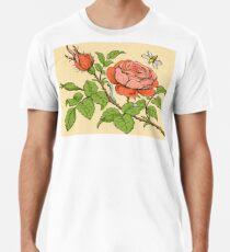 Antique Rose Premium T-Shirt