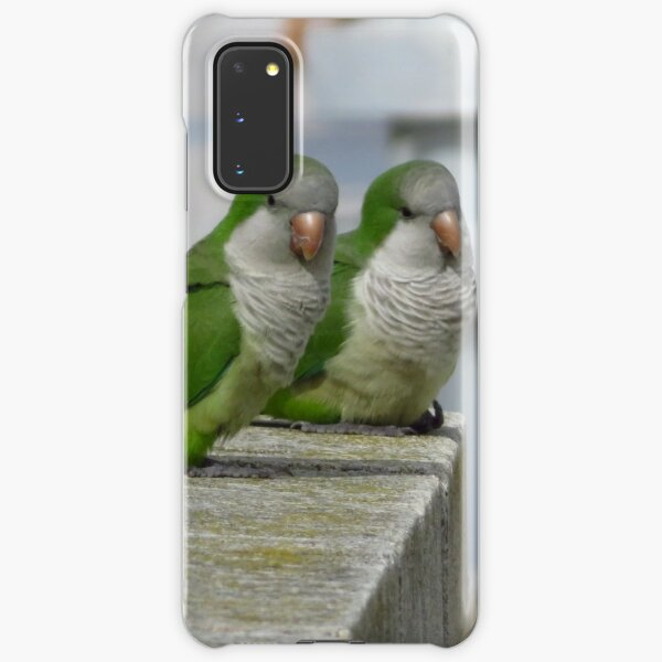 A Couple of Parrots - Adrian & George Samsung Galaxy Snap Case