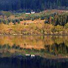 Loch  Awe by Alexander Mcrobbie-Munro