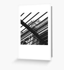 Newcastle Post Office Series Greeting Card
