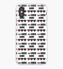 game over ? iPhone Case