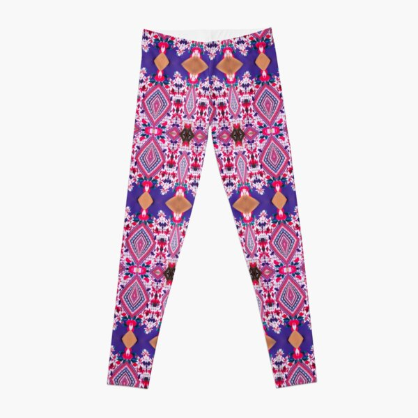 Design, tracery, weave, drawing, figure, picture, illustration, structure Leggings