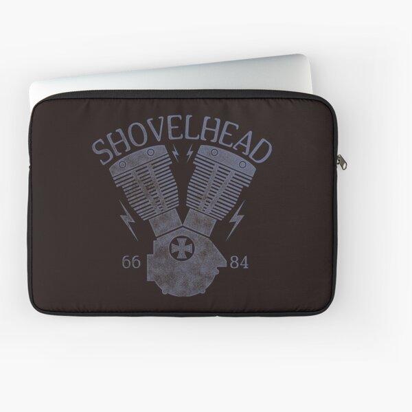 Shovelhead Motorcycle Engine Laptop Sleeve