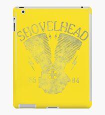 Shovelhead Motorcycle Engine iPad-Hülle & Klebefolie
