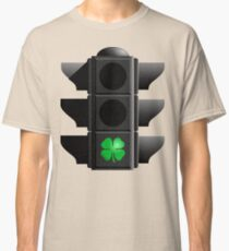 greenlight, go IRISH! Classic T-Shirt