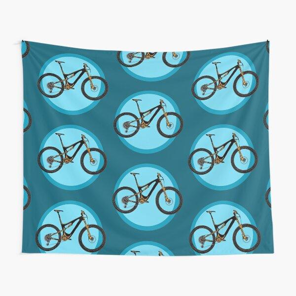 Cool Bike Tapestry