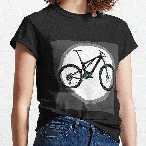 Monochrome Bike Classic T-Shirt
