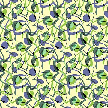 Shalakho (Blue and Green) by SUCHDESIGN