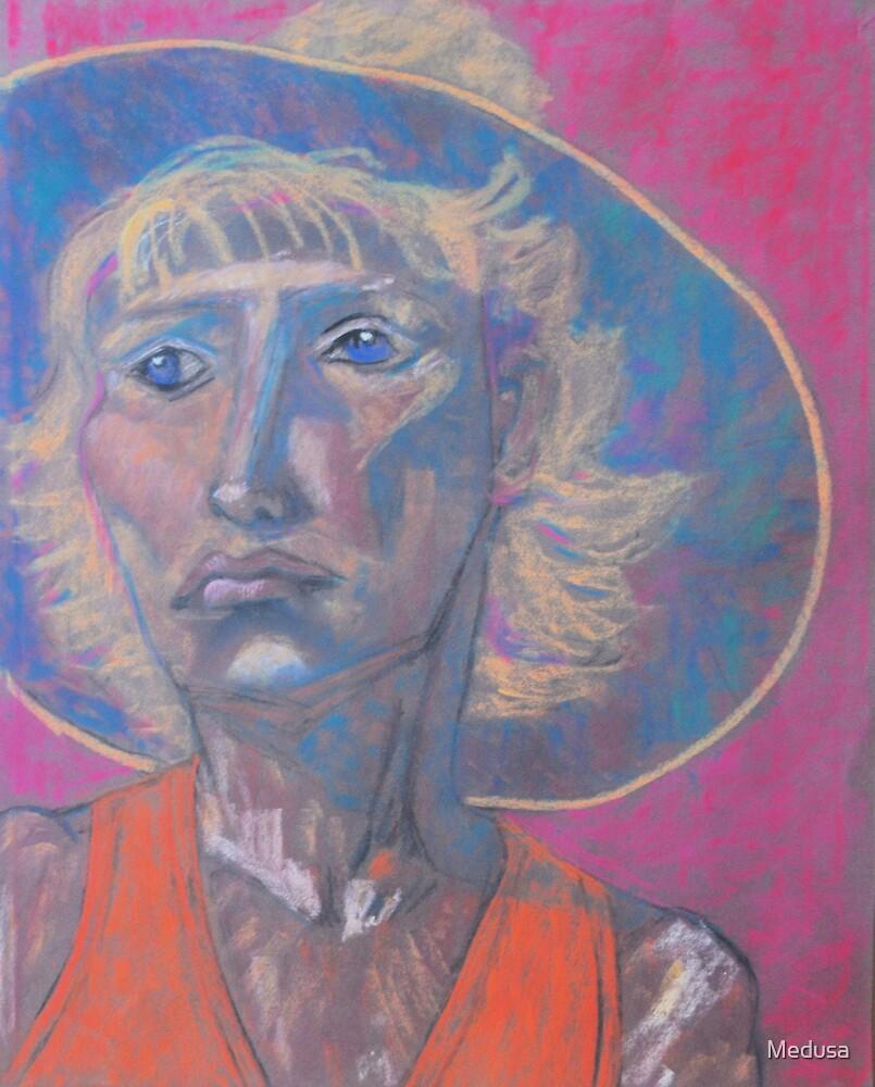Kathy: Reflection by Medusa