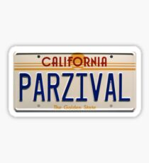Parzival Sticker