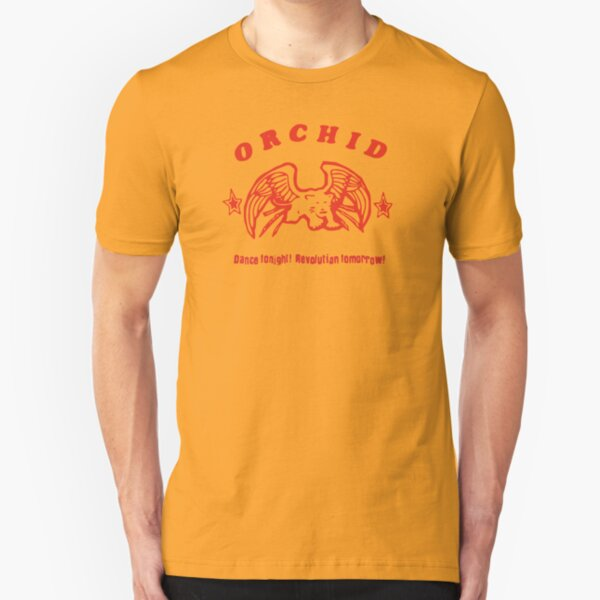Orchid screamo classic Slim Fit T-Shirt