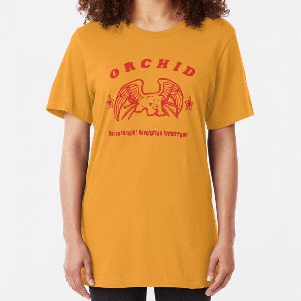 Orchid screamo classic Slim Fit T-Shirt