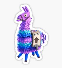 Fortnite Llama Sticker