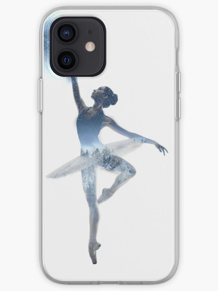 Danseuse étoilée - ballerine universelle - ballerine - amante de danse | Coque iPhone