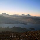 Suilven from Quinag by Alexander Mcrobbie-Munro