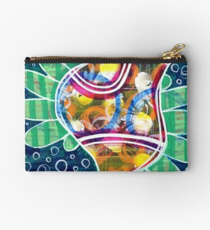 Divine Inspiration (wide version): Inner Power Paintings  Studio Pouch
