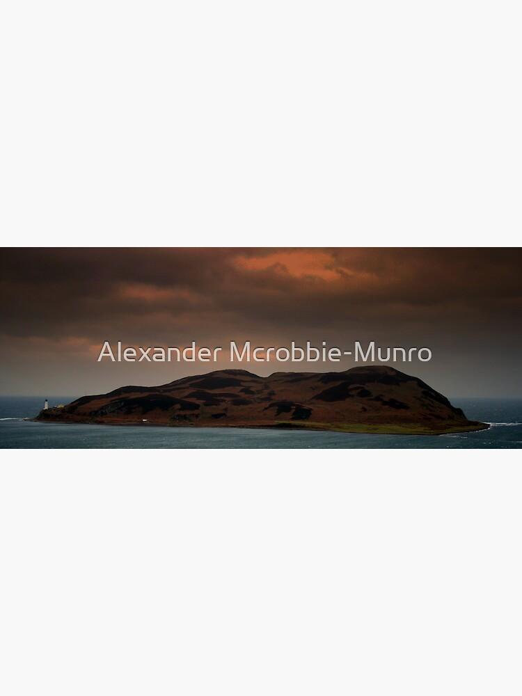 Island  Davaar by Alexanderargyll