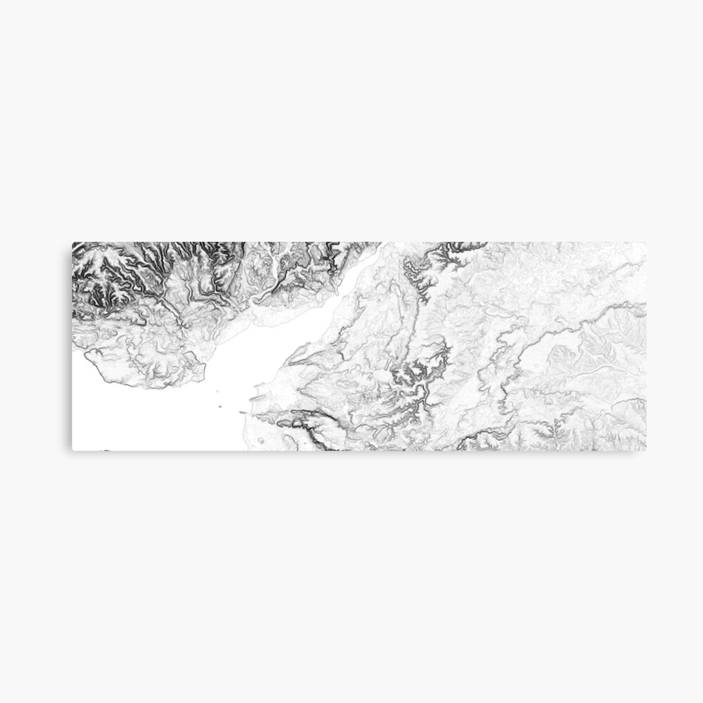 Severn Estuary Canvas Print