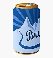Drink beer. Photographic Print