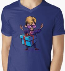 Dick In a Box - SNL Men's V-Neck T-Shirt