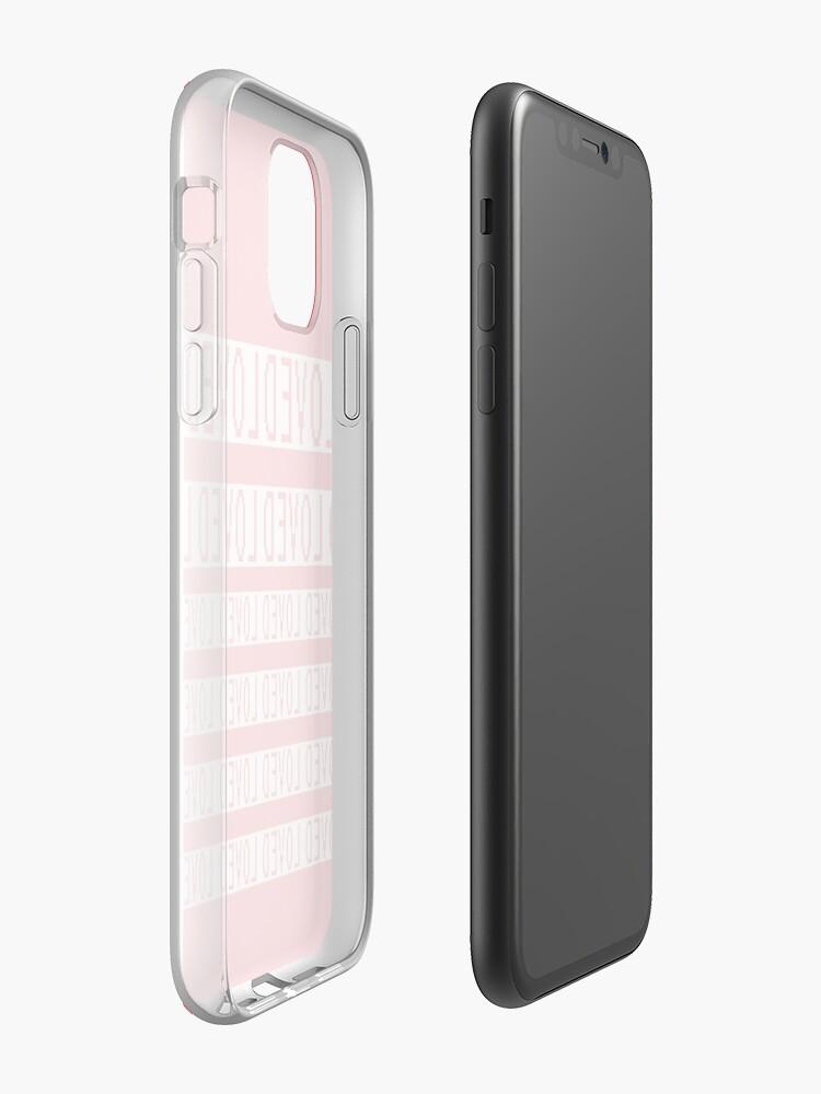 Coque iPhone «BTS DNA Suga», par ZeroKara
