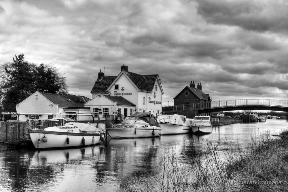 Crown and Anchor by Sarah Couzens