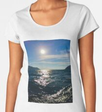 Ocean view  Women's Premium T-Shirt