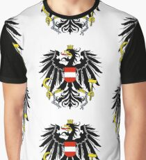 Austrian Eagle Graphic T-Shirt