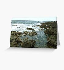 Giant's Causeway coast of Northern Ireland Greeting Card