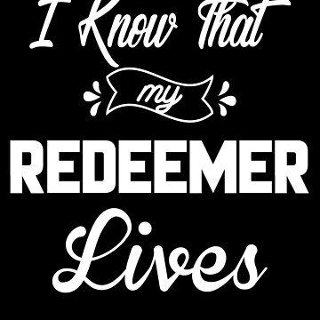 Easter Resurrection Jesus T-Shirt by mochachip